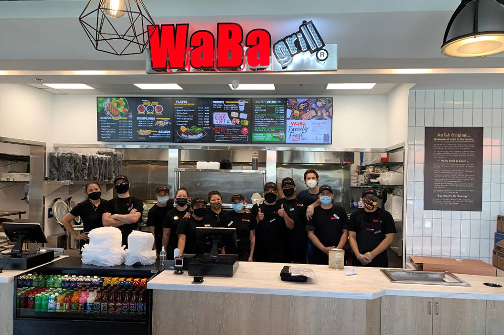 WaBa Grill Opens Second North Hollywood Location