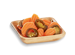 Jalapeno Carrots
